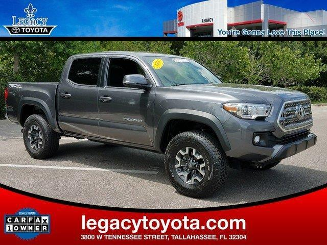 2016 toyota tacoma sr5 v6 4x2 sr5 v6 4dr double cab 5 0 ft sb for sale in tallahassee florida. Black Bedroom Furniture Sets. Home Design Ideas