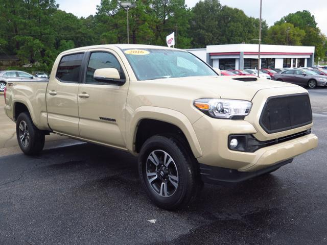 2016 toyota tacoma sr5 v6 4x2 sr5 v6 4dr double cab 6 1 ft lb for sale in montgomery alabama. Black Bedroom Furniture Sets. Home Design Ideas