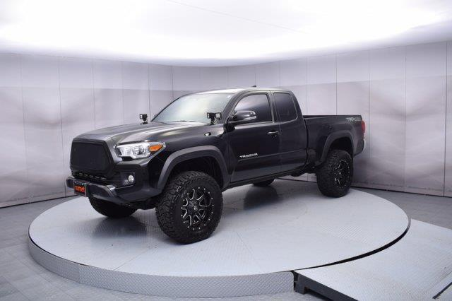 2016 toyota tacoma sr5 v6 4x4 sr5 v6 4dr access cab 6 1 ft sb for sale in alderton washington. Black Bedroom Furniture Sets. Home Design Ideas