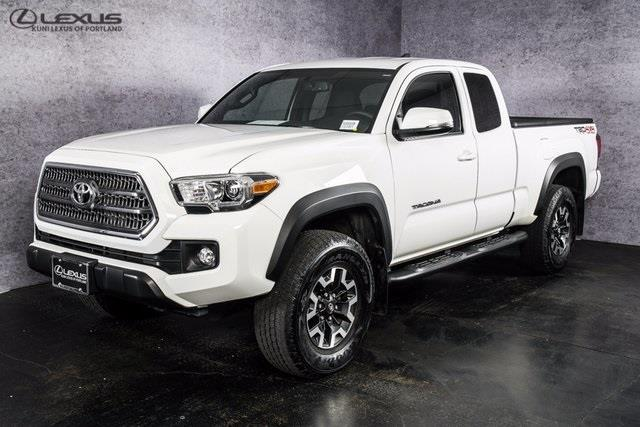2016 toyota tacoma sr5 v6 4x4 sr5 v6 4dr access cab 6 1 ft sb for sale in portland oregon. Black Bedroom Furniture Sets. Home Design Ideas