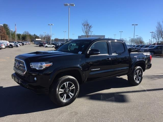 2016 toyota tacoma sr5 v6 4x4 sr5 v6 4dr double cab 5 0 ft sb for sale in hickory north. Black Bedroom Furniture Sets. Home Design Ideas
