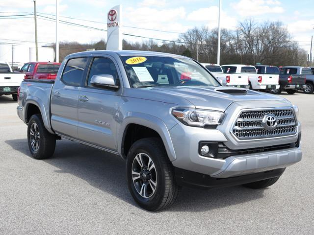 2016 toyota tacoma sr5 v6 4x4 sr5 v6 4dr double cab 5 0 ft sb for sale in anniston alabama. Black Bedroom Furniture Sets. Home Design Ideas