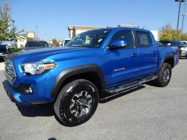 2016 Toyota Tacoma TRD Off-Road 4x4 TRD Off-Road 4dr