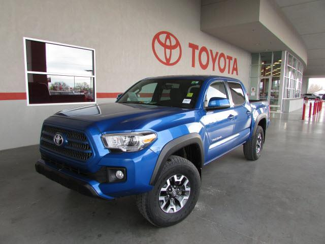 2016 Toyota Tacoma Trd Off Road 4x4 Trd Off Road 4dr
