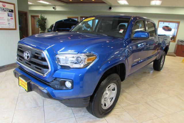 2016 toyota tacoma trd off road 4x4 trd off road 4dr double cab 6 1 ft lb for sale in charleston. Black Bedroom Furniture Sets. Home Design Ideas