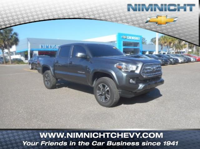 2016 Toyota Tacoma TRD Sport 4x2 TRD Sport 4dr Double