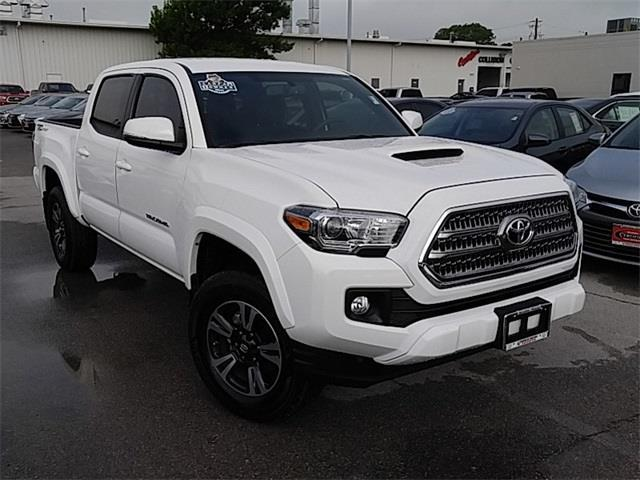 2016 toyota tacoma trd sport 4x2 trd sport 4dr double cab 5 0 ft sb for sale in austin texas. Black Bedroom Furniture Sets. Home Design Ideas