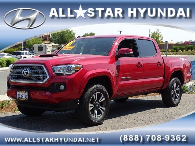 2016 toyota tacoma trd sport 4x2 trd sport 4dr double cab 5 0 ft sb for sale in bay point. Black Bedroom Furniture Sets. Home Design Ideas