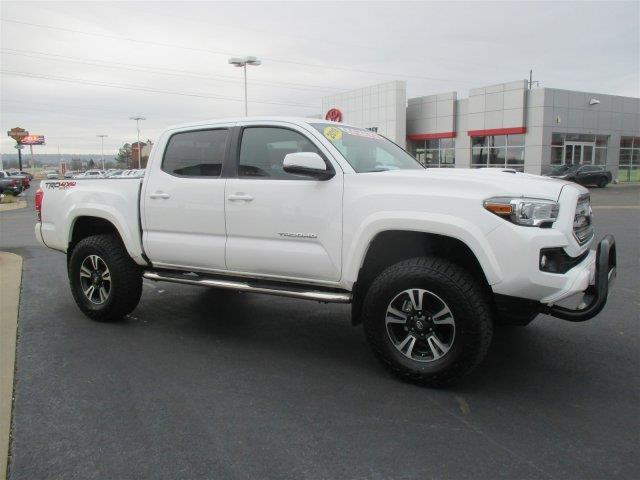 2016 Toyota Tacoma TRD Sport 4x4 TRD Sport 4dr Double
