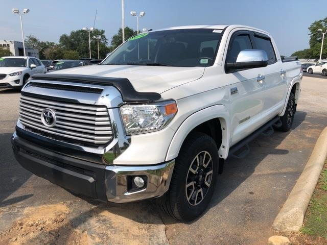 2016 Toyota Tundra Limited 4x2 Limited 4dr CrewMax Cab