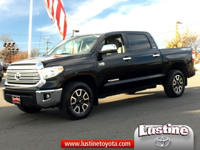 2016 Toyota Tundra Limited 4x4 Limited 4dr CrewMax Cab