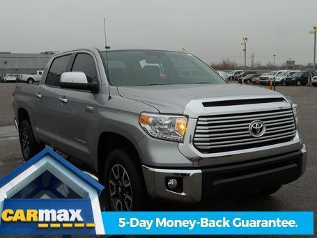 2016 toyota tundra limited 4x4 limited 4dr crewmax cab pickup sb 5 7l v8 ffv for sale in. Black Bedroom Furniture Sets. Home Design Ideas