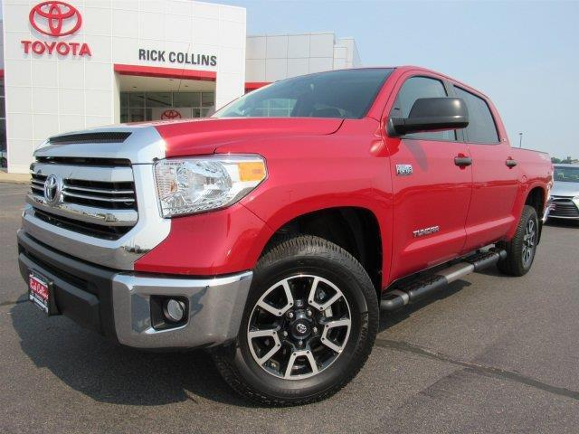 2016 Toyota Tundra TRD Pro 4x4 TRD Pro 4dr CrewMax Cab