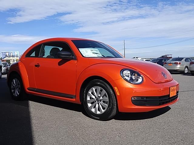 2016 Volkswagen Beetle 1.8T Fleet Edition 1.8T Fleet