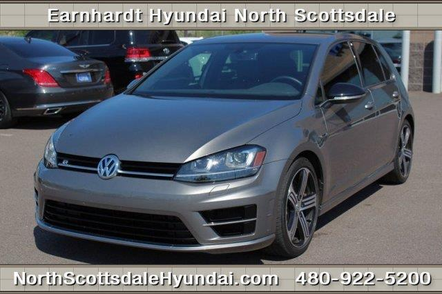 2016 Volkswagen Golf R Base AWD Base 4dr Hatchback 6A
