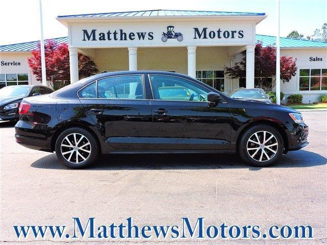 2016 volkswagen jetta 1 4t se 1 4t se 4dr sedan 6a for sale in goldsboro north carolina. Black Bedroom Furniture Sets. Home Design Ideas
