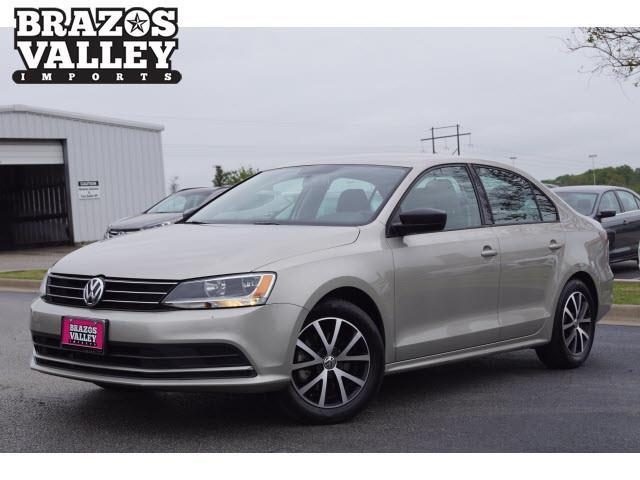 2016 volkswagen jetta 1 4t se 1 4t se 4dr sedan 6a for sale in bryan texas classified. Black Bedroom Furniture Sets. Home Design Ideas