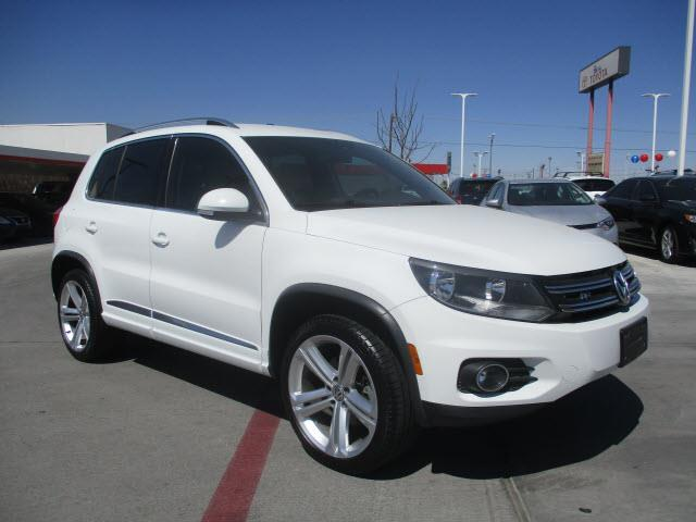 2016 Volkswagen Tiguan 2 0t S 4motion Awd 2 0t S 4motion