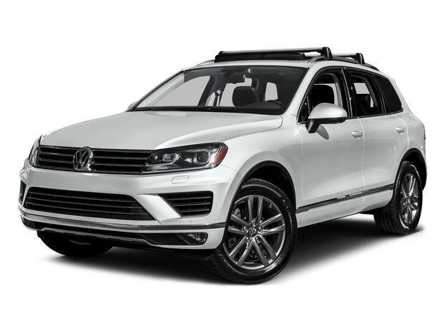 2016 Volkswagen Touareg VR6 Sport AWD VR6 Sport 4dr SUV