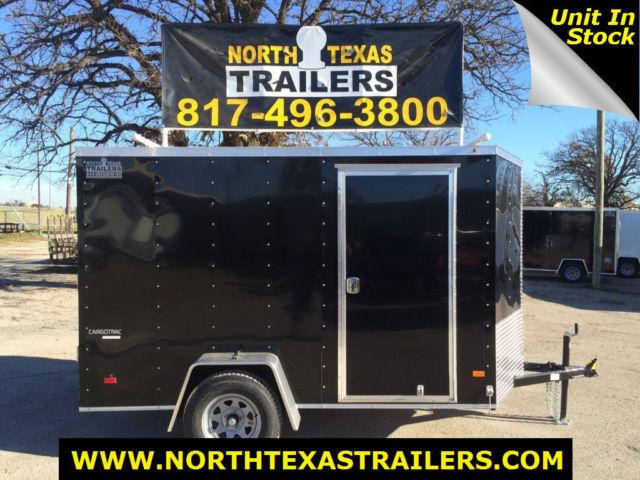 2016 Wells Cargo 6x10 Enclosed Trailer Wc22452 For Sale In