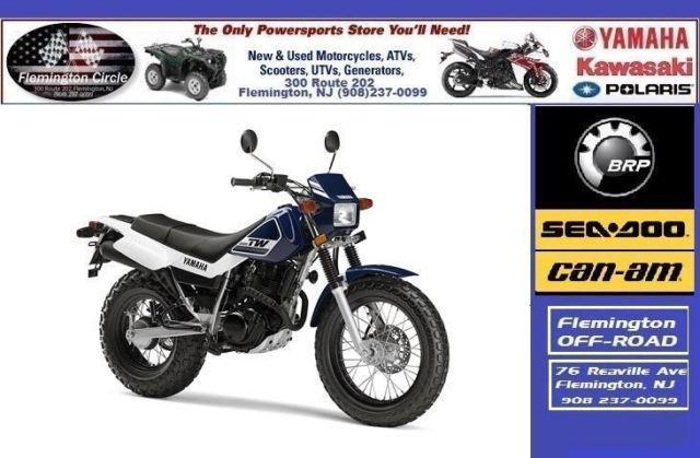 2016 Yamaha Tw200 For In Flemington New Jersey