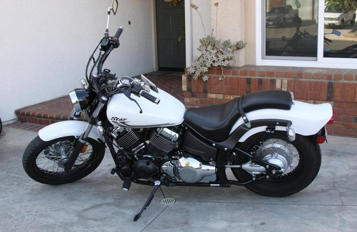 2016 Yamaha Vstar 650 Custom For In Corona California