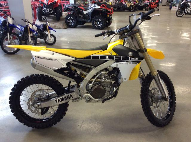 2016 yamaha yz 450f for sale in belleville new jersey for Yamaha motorcycles nj