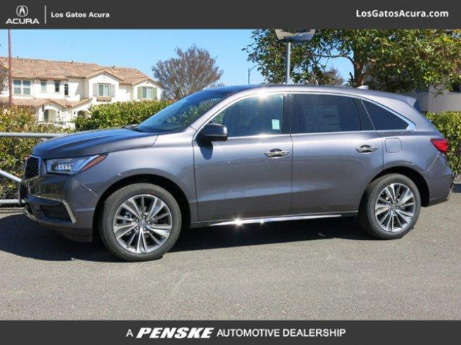 2017 Acura Mdx FWD w/ Technology Package