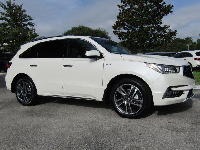 2017 acura mdx sh awd sport hybrid w advance sh awd sport hybrid 4dr suv w advance package for. Black Bedroom Furniture Sets. Home Design Ideas
