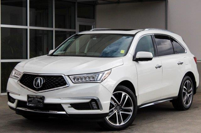 2017 acura mdx sh awd w advance sh awd 4dr suv w advance package for sale in bellevue. Black Bedroom Furniture Sets. Home Design Ideas