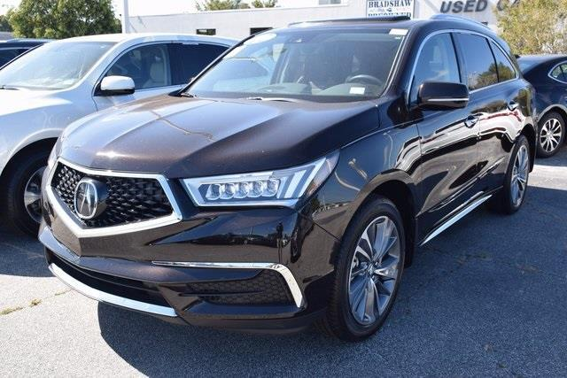 2017 acura mdx sh awd w tech sh awd 4dr suv w technology package for sale in greenville south. Black Bedroom Furniture Sets. Home Design Ideas