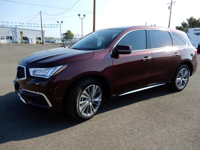 2017 acura mdx sh awd w tech sh awd 4dr suv w technology package for sale in ashland oregon. Black Bedroom Furniture Sets. Home Design Ideas