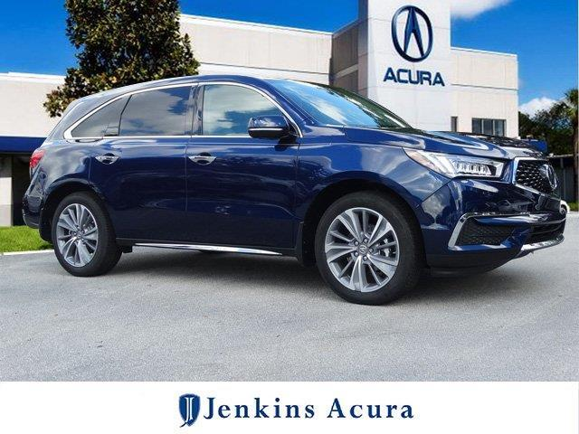 2017 acura mdx sh awd w tech sh awd 4dr suv w technology package for sale in ocala florida. Black Bedroom Furniture Sets. Home Design Ideas