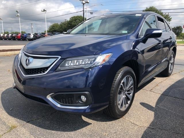 2017 Acura RDX w/Advance 4dr SUV w/Advance Package