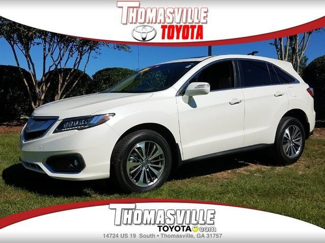 2017 Acura RDX w/Advance AWD 4dr SUV w/Advance Package