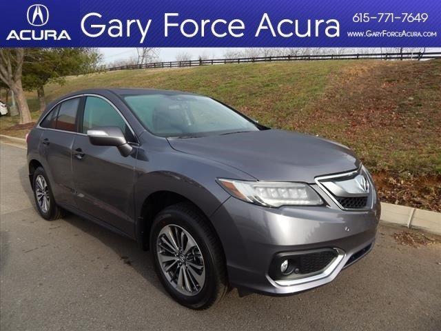 2017 acura rdx w advance awd 4dr suv w advance package for sale in brentwood tennessee. Black Bedroom Furniture Sets. Home Design Ideas