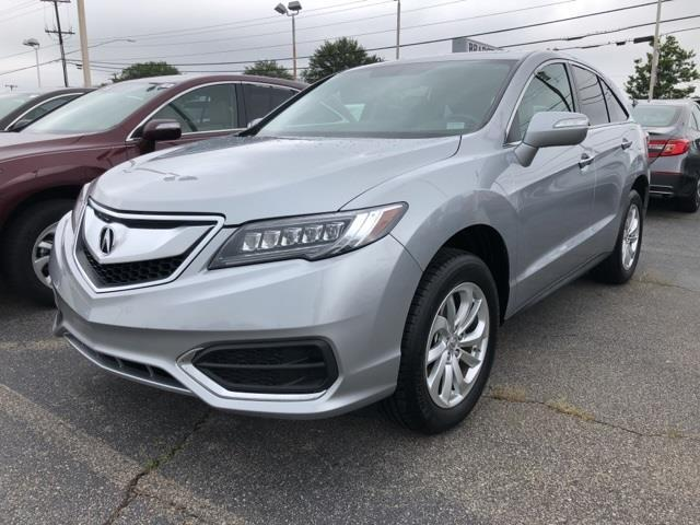 2017 Acura RDX w/Tech 4dr SUV w/Technology Package