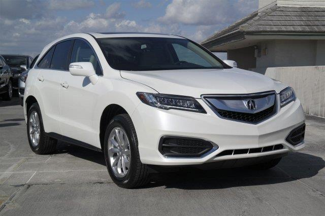 2017 acura rdx w tech awd 4dr suv w technology package for sale in miami florida classified. Black Bedroom Furniture Sets. Home Design Ideas