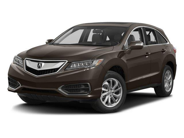 2017 Acura RDX w/Tech AWD 4dr SUV w/Technology Package for Sale in ...