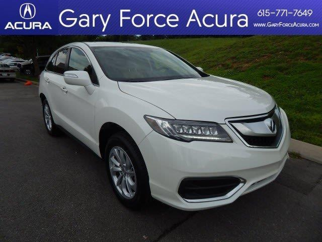2017 acura rdx w tech awd 4dr suv w technology package for sale in brentwood tennessee. Black Bedroom Furniture Sets. Home Design Ideas