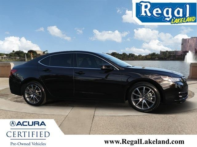 2017 Acura TLX V6 w/Advance V6 4dr Sedan w/Advance