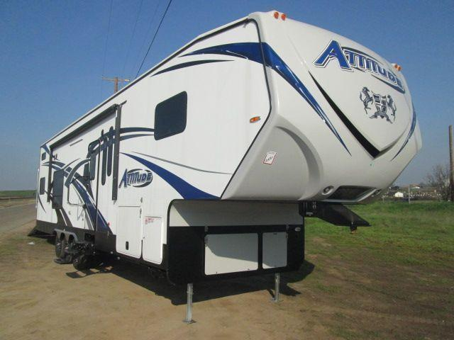 All Season Toy Hauler Travel Trailers
