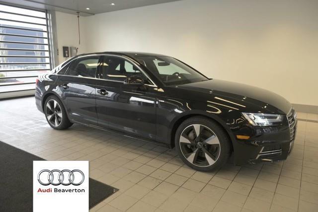 2017 Audi A4 2.0T quattro Premium Plus AWD 2.0T quattro