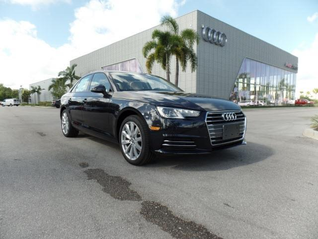2017 audi a4 2 0t ultra premium 2 0t ultra premium 4dr sedan for sale in stuart florida. Black Bedroom Furniture Sets. Home Design Ideas