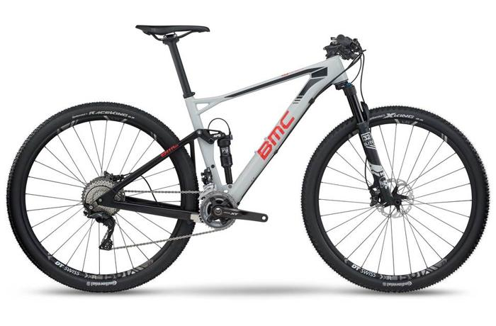 2017 BMC Fourstroke 01 XT Mountain Bike