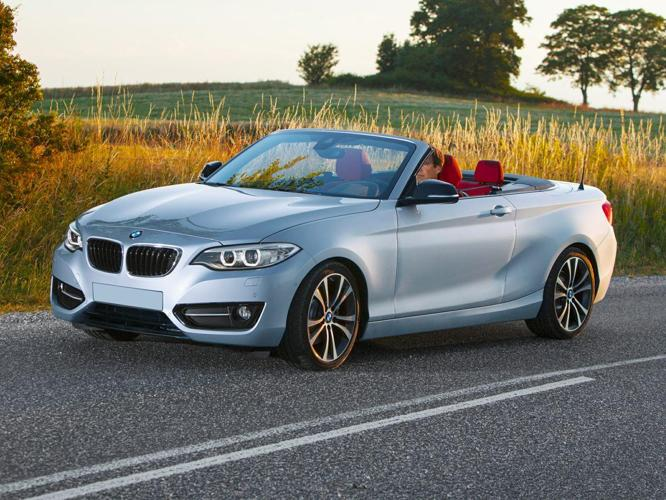 2017 BMW 2 Series 230i 230i 2dr Convertible