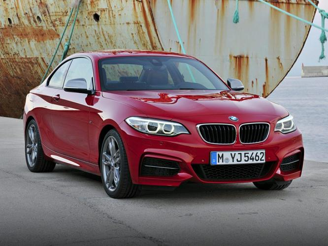2017 BMW 2 Series M240i M240i 2dr Coupe