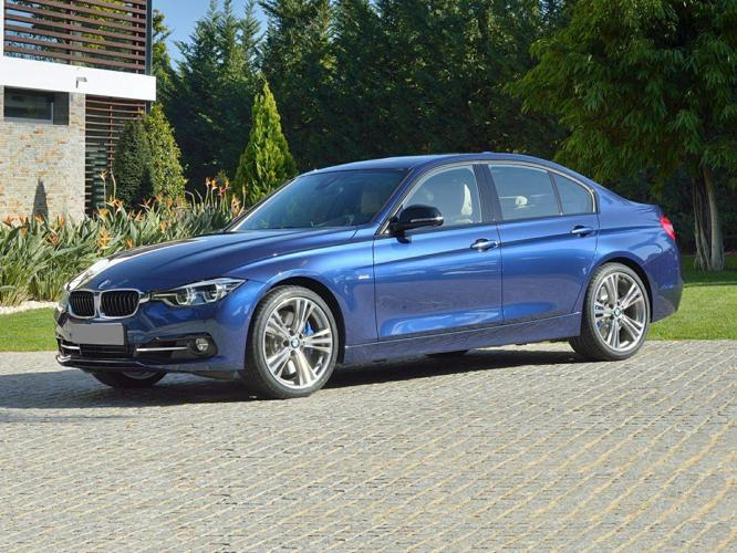 2017 BMW 3 Series 320i 320i 4dr Sedan