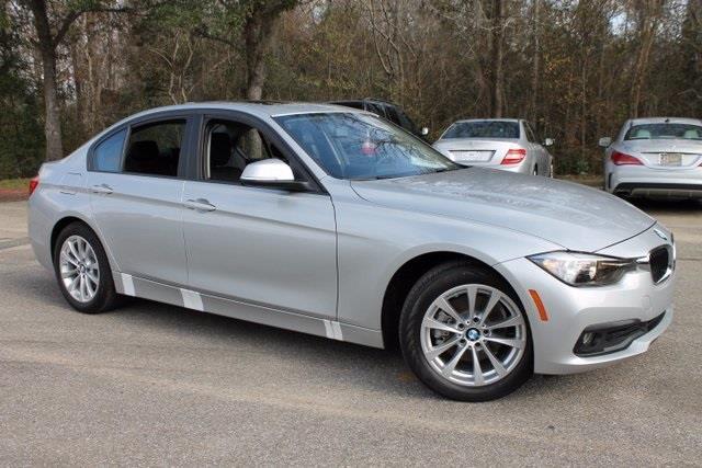 2017 BMW 3 Series 320i 320i 4dr Sedan SA