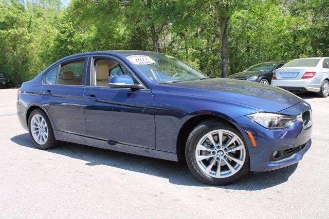 2017 BMW 3 Series 320i 320i 4dr Sedan SA